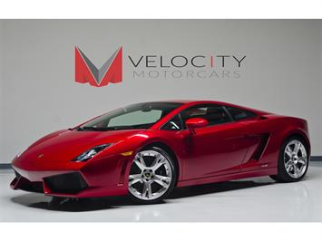 2009 Lamborghini Gallardo LP560-4 Coupe