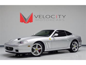 2004 Ferrari 575M Maranello Coupe