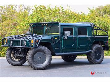 1997 Hummer H1 4 door pick-up Truck