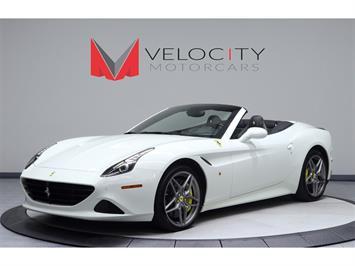 2015 Ferrari California T Convertible