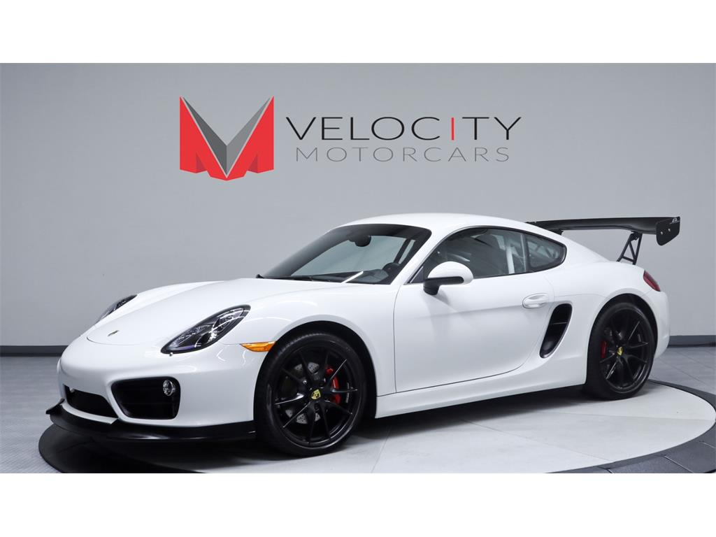 2016 Porsche Cayman S Photo 1 Nashville Tn 37217