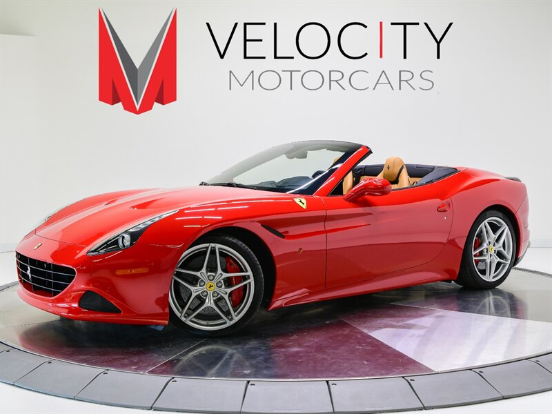 2017 Ferrari California T For Sale In Nashville Tn Stock F223322p