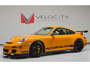 2007 Porsche 911 GT3 RS Coupe