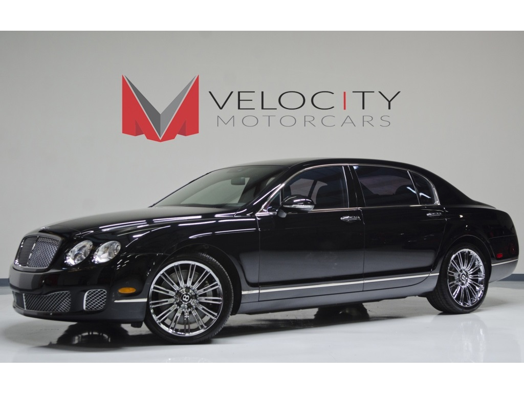 2013 Bentley Continental Flying Spur Speed For Sale In Nashville Tn