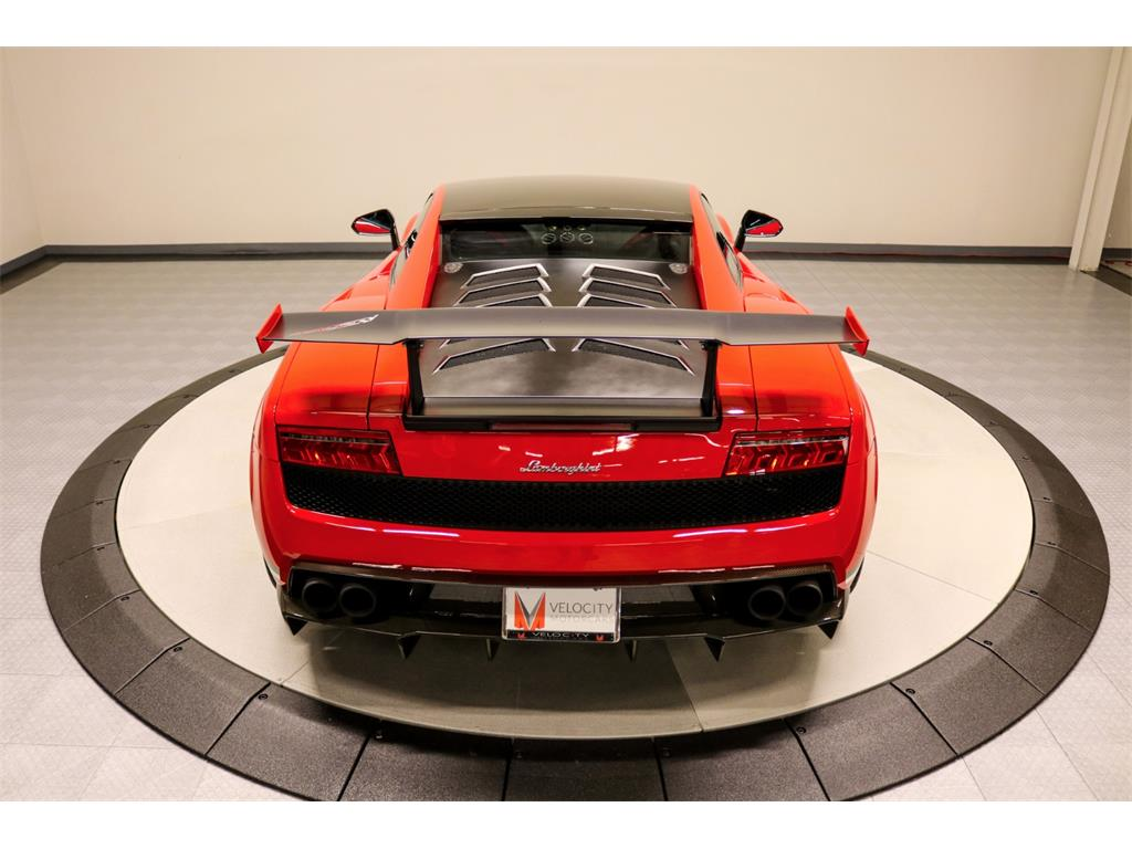 2012 Lamborghini Gallardo Lp 570 4 Superleggera For Sale In