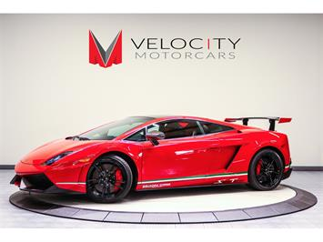 2012 Lamborghini Gallardo LP 570-4 Superleggera Coupe