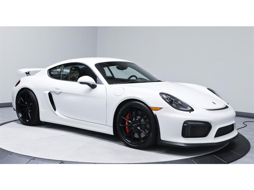 2016 Porsche Cayman GT4 - Photo 35 - Nashville, TN 37217