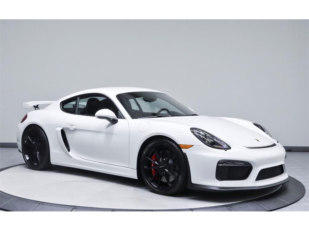 2016 Porsche Cayman GT4 - Photo 39 - Nashville, TN 37217