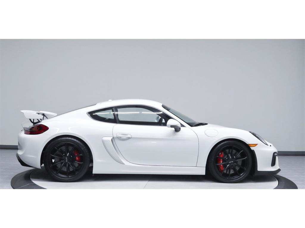 2016 Porsche Cayman GT4 - Photo 32 - Nashville, TN 37217