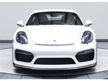 2016 Porsche Cayman GT4 - Photo 40 - Nashville, TN 37217