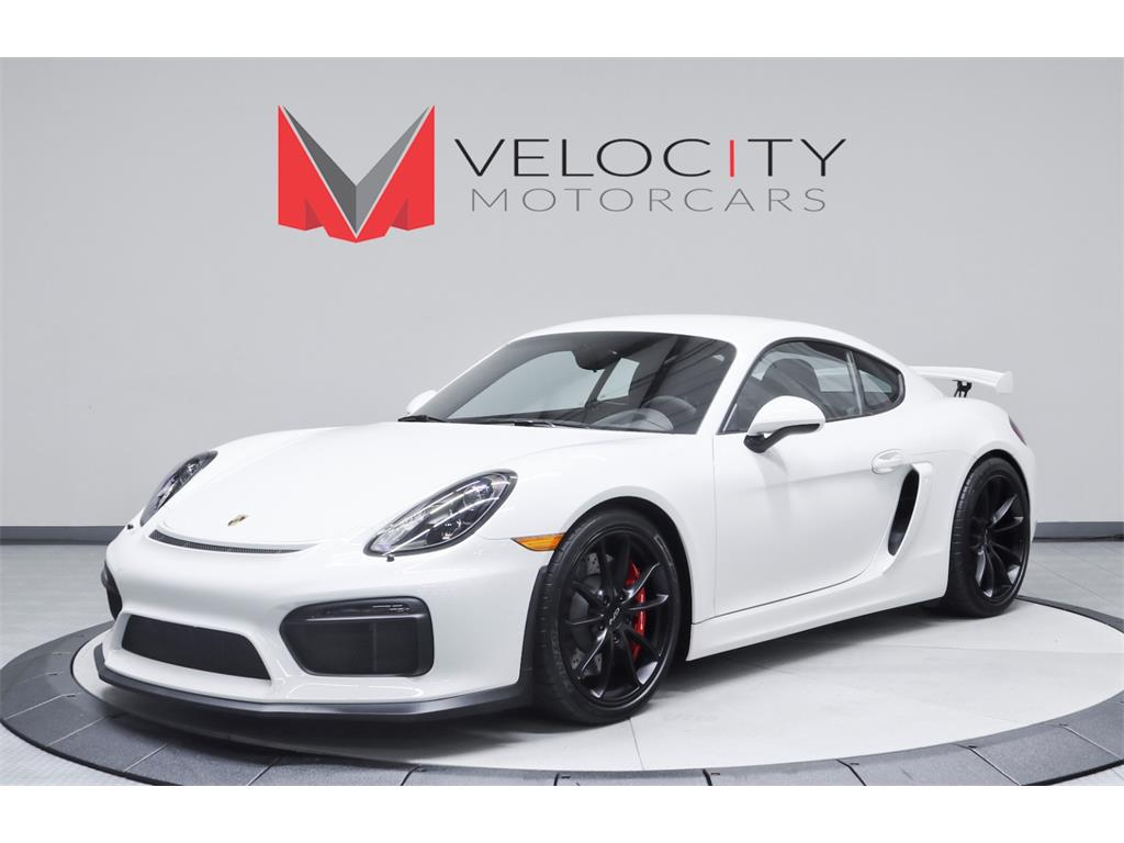 2016 Porsche Cayman GT4 - Photo 1 - Nashville, TN 37217
