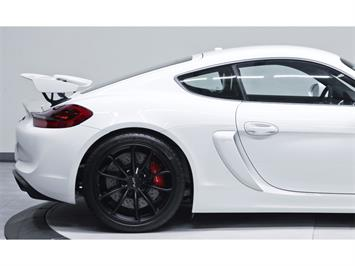 2016 Porsche Cayman GT4 - Photo 33 - Nashville, TN 37217