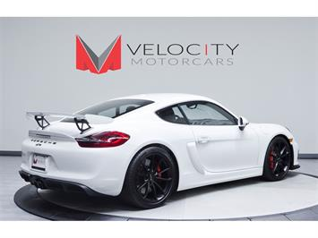 2016 Porsche Cayman GT4 - Photo 4 - Nashville, TN 37217