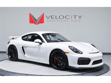 2016 Porsche Cayman GT4 - Photo 2 - Nashville, TN 37217