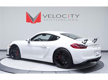 2016 Porsche Cayman GT4 - Photo 3 - Nashville, TN 37217