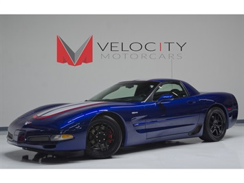 2004 Chevrolet Corvette Z06 Coupe