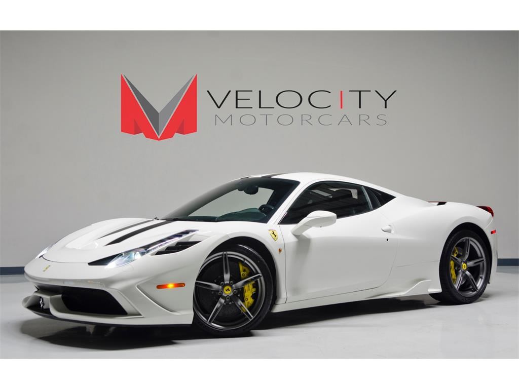 2015 Ferrari 458 Speciale >> 2015 Ferrari 458 Speciale For Sale In Nashville Tn Stock