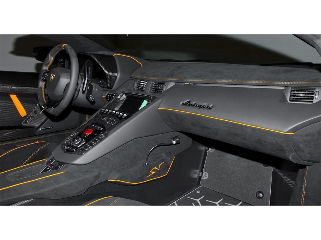 2016 Lamborghini Aventador Lp 750 4 Sv Roadster For Sale