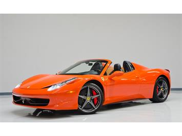 2012 Ferrari 458 Spider - Photo 8 - Nashville, TN 37217