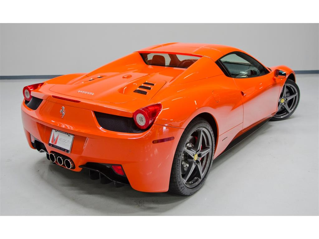 2012 Ferrari 458 Spider - Photo 34 - Nashville, TN 37217