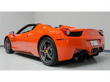 2012 Ferrari 458 Spider - Photo 57 - Nashville, TN 37217