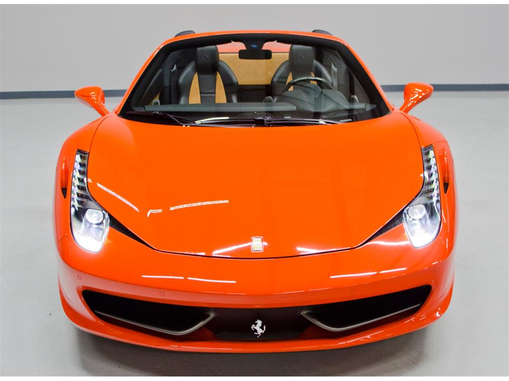 2012 Ferrari 458 Spider - Photo 10 - Nashville, TN 37217