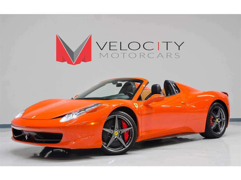2012 Ferrari 458 Spider - Photo 1 - Nashville, TN 37217