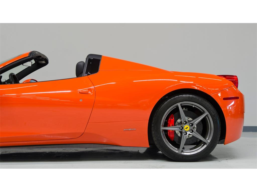 2012 Ferrari 458 Spider - Photo 58 - Nashville, TN 37217