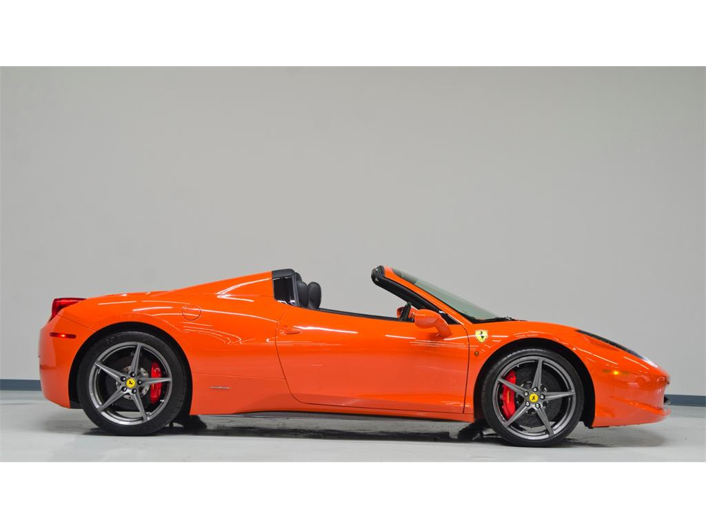 2012 Ferrari 458 Spider - Photo 25 - Nashville, TN 37217