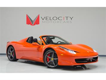 2012 Ferrari 458 Spider - Photo 2 - Nashville, TN 37217