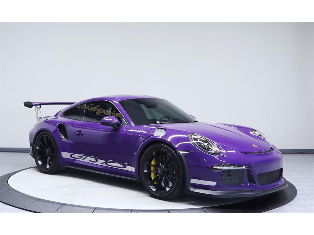 2016 Porsche 911 GT3 RS - Photo 24 - Nashville, TN 37217