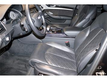 2014 Audi S8 4.0T quattro - Photo 33 - Nashville, TN 37217