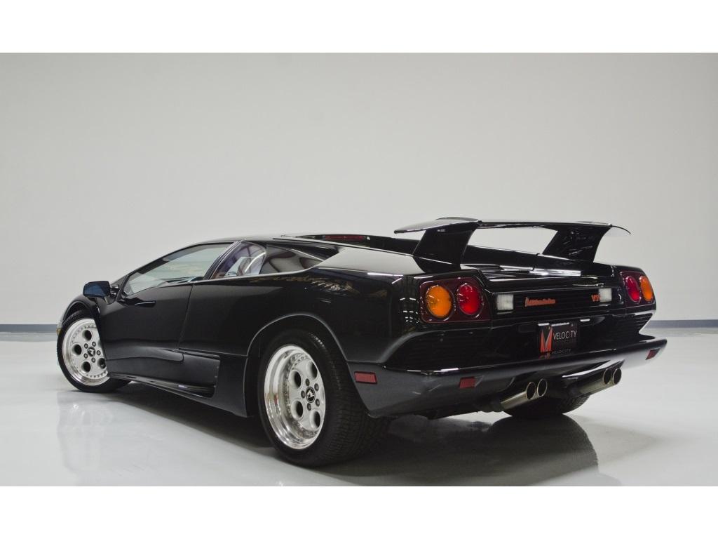 1994 Lamborghini Diablo VT - Photo 50 - Nashville, TN 37217