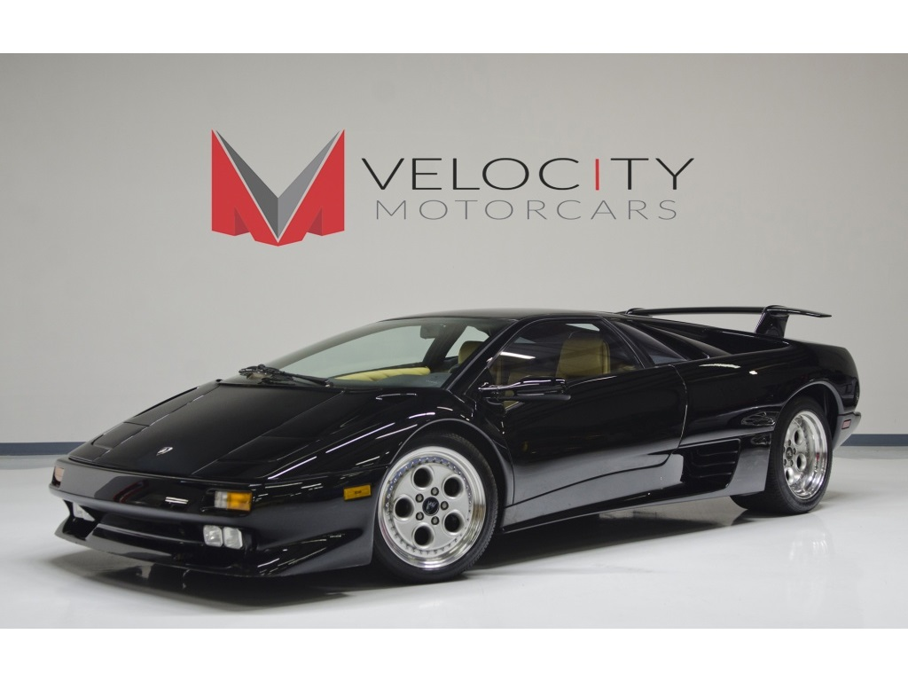 1994 Lamborghini Diablo Vt For Sale In Nashville Tn
