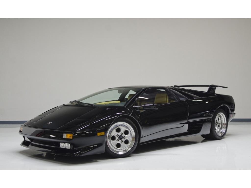 1994 Lamborghini Diablo VT - Photo 56 - Nashville, TN 37217