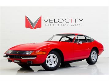 1969 Ferrari 365 GTB/4 Plexi Coupe