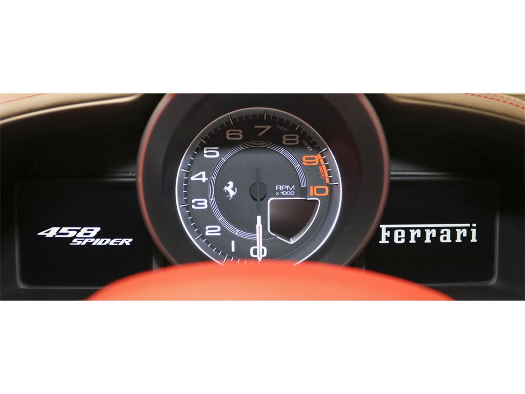 2012 Ferrari 458 Spider - Photo 45 - Nashville, TN 37217