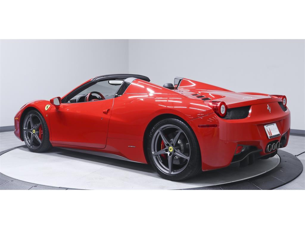 2012 Ferrari 458 Spider - Photo 41 - Nashville, TN 37217
