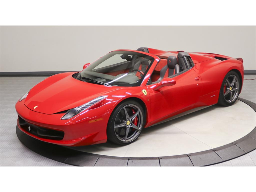 2012 Ferrari 458 Spider - Photo 37 - Nashville, TN 37217