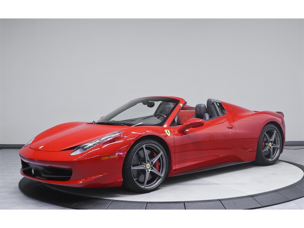 2012 Ferrari 458 Spider - Photo 36 - Nashville, TN 37217
