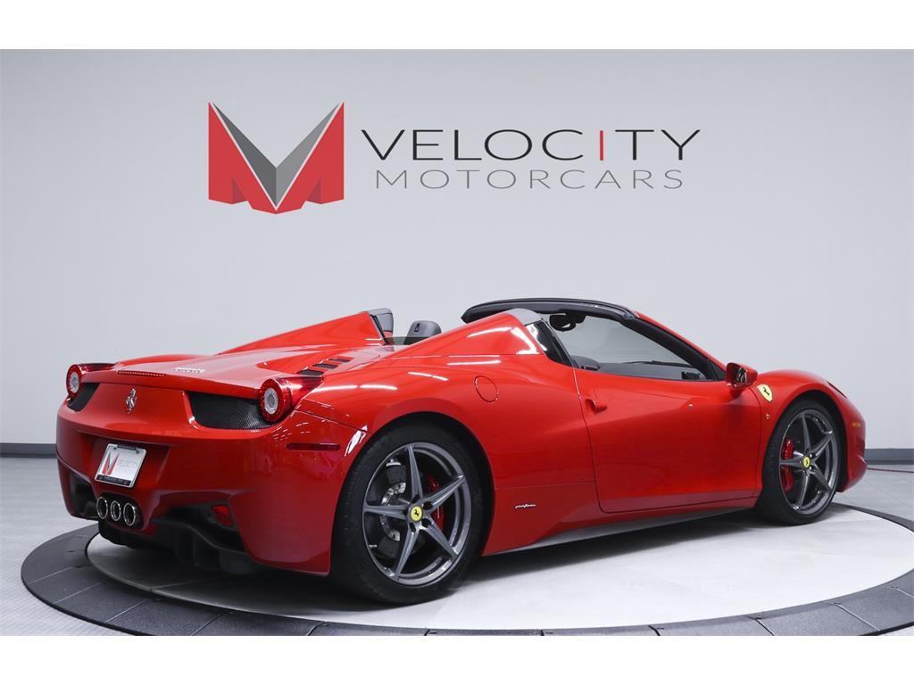 2012 Ferrari 458 Spider - Photo 4 - Nashville, TN 37217