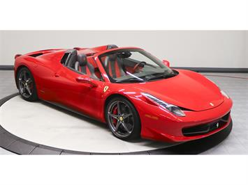2012 Ferrari 458 Spider - Photo 29 - Nashville, TN 37217
