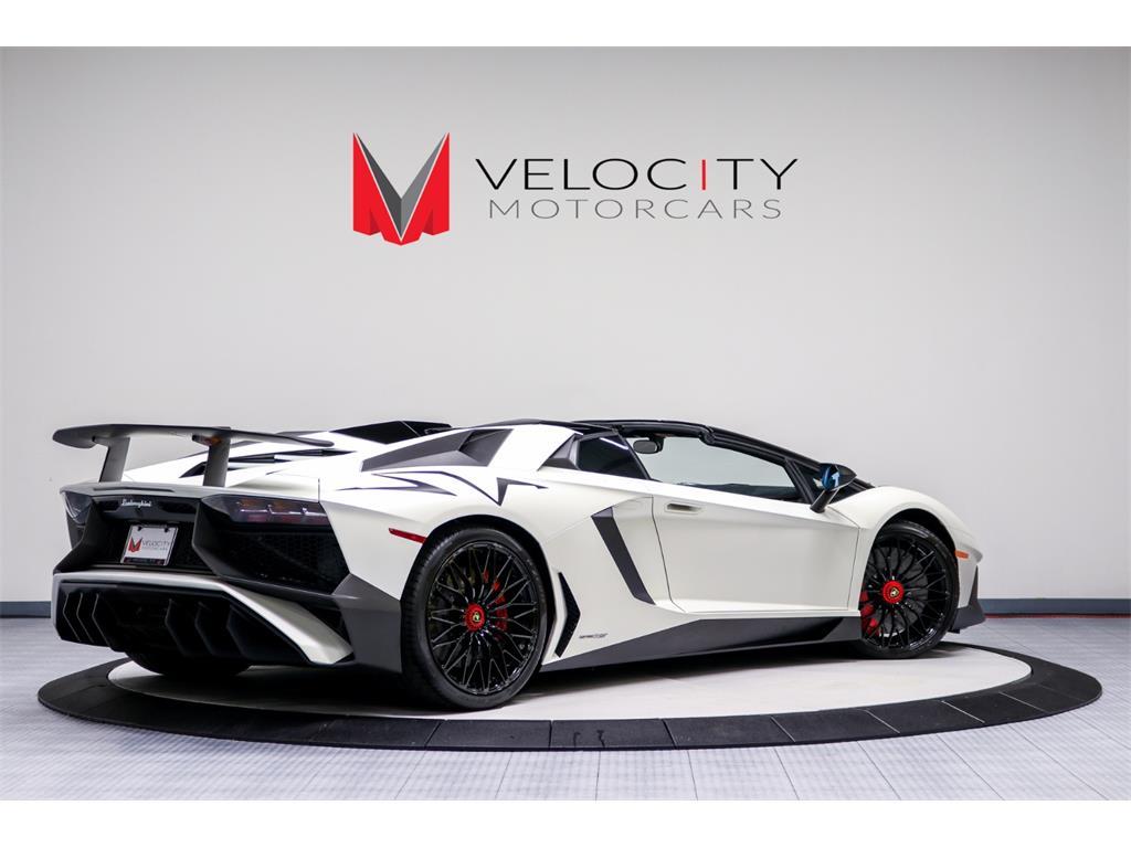 2017 Lamborghini Aventador Lp 750 4 Sv Roadster For Sale In