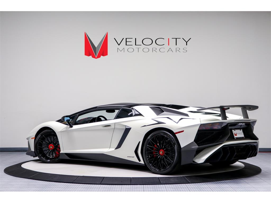 2017 Lamborghini Aventador Lp 750 4 Sv Roadster For Sale In Nashville Tn Stock La05722p
