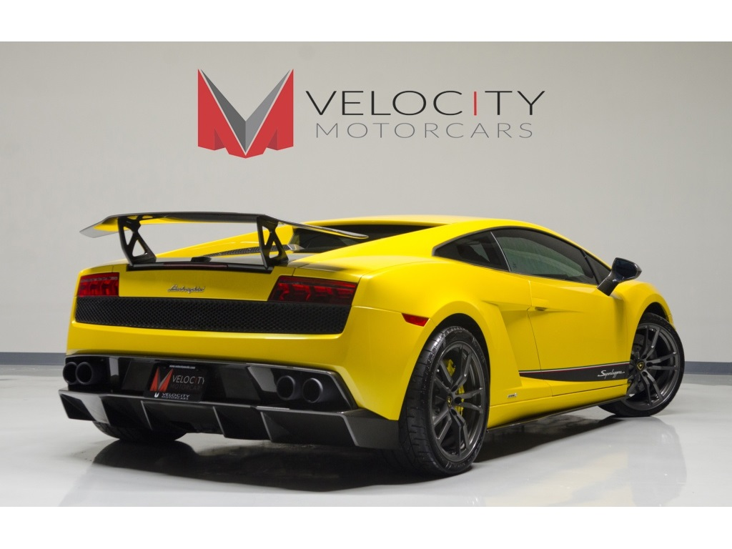 2011 Lamborghini Gallardo Lp 570 4 Superleggera For Sale In