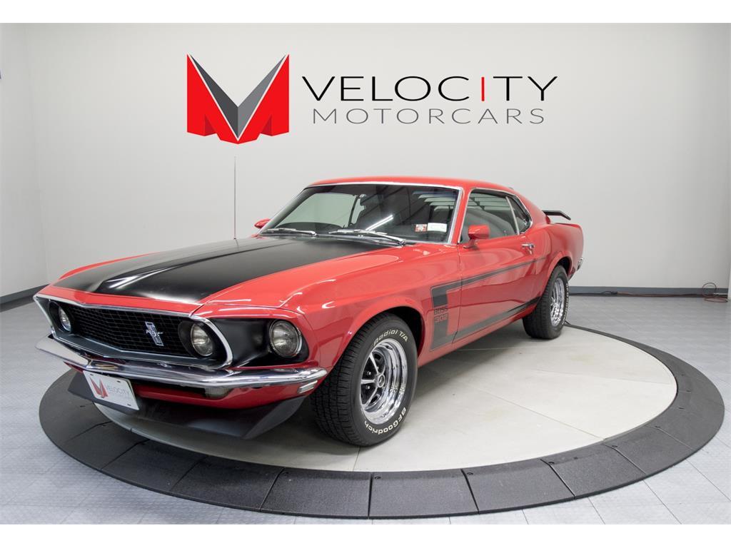 1969 Ford Mustang Boss 302 - Photo 53 - Nashville, TN 37217