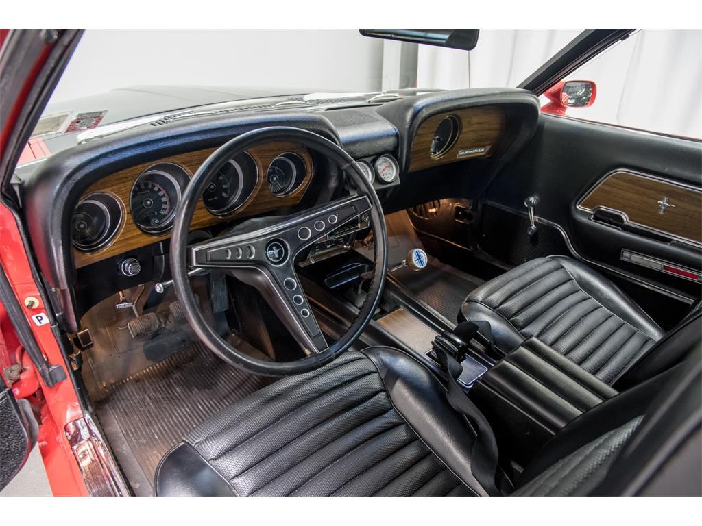 1969 Ford Mustang Boss 302 - Photo 38 - Nashville, TN 37217