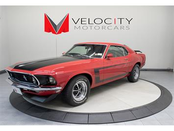 1969 Ford Mustang Boss 302 Coupe