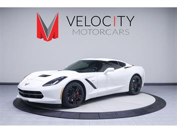 2016 Chevrolet Corvette Stingray Coupe