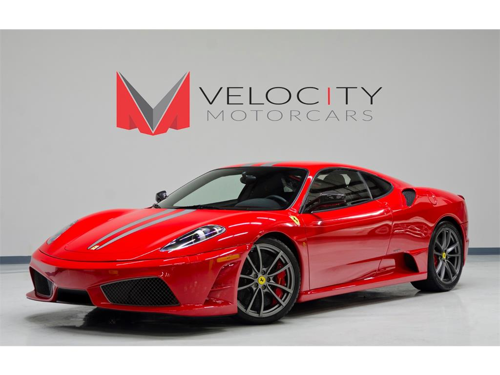 2009 Ferrari 430 Scuderia For Sale In Nashville Tn Stock F164802p